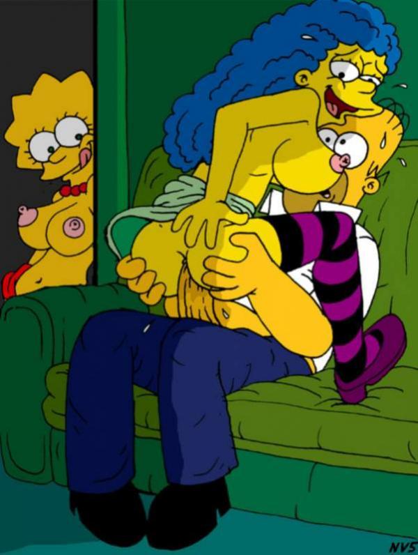 Секс фото симпсоны скачать