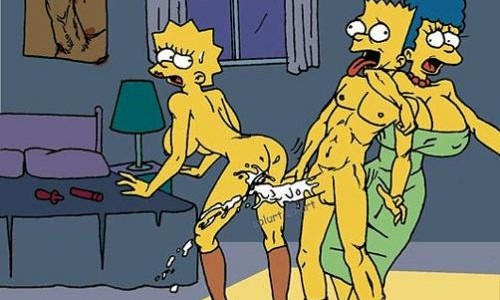 from Declan marge simpson naked so you can see her fanny
